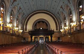 Resultado de imagen para iglesia vacia por coronavirus