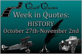 history th nd historical quotes for each