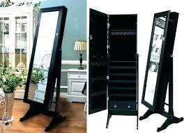 standing mirror jewelry box costco