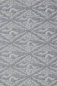 High Swan Society Geometric Gray Wallpaper