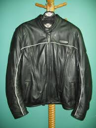 men s fxrg leather jacket size xl