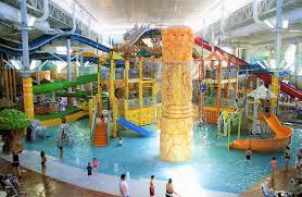 ohio indoor water park