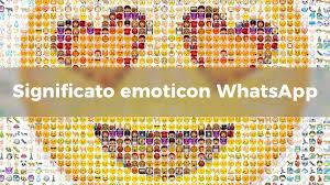 Emoticon WhatsApp: ecco il significato di faccine e simboli