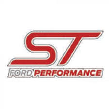 Window Decal Unobstructed View 3m Perforated Vinyl 24 St Ford Performance