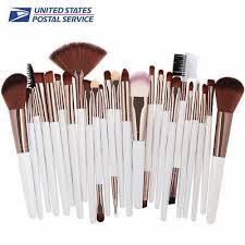 25pcs cosmetic makeup brush blusher eye