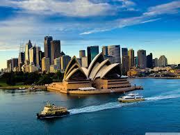australia desktop wallpapers top free