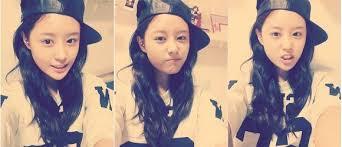 song ji eun reveals a her no makeup face