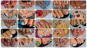 25 toenail art designs pilation