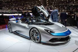 Pininfarina Battista, in arrivo Hypercar elettrica da 1.900 Cv in ...