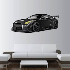 Rb R35 Wall Decal Wrap Legends