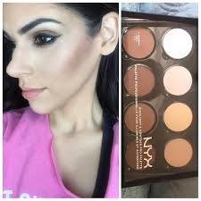 nyx professional makeup highlight