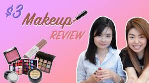 review 3 makeup s do they