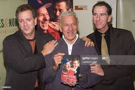 Jack Klugman with sons Adam Klugman and David Klugman News Photo - Getty  Images