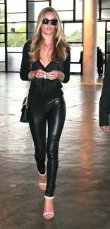 leather pants faux leather