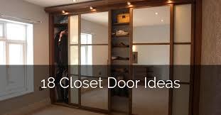 18 closet door ideas sebring design