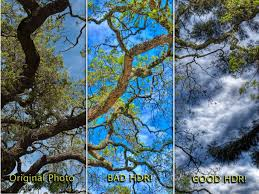 hdr and fixing hdr clouds