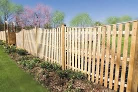 Semi Privacy Reliable Fence Boston