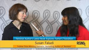 Bestselling Feminist Author Susan Faludi's Latest Book Explores Father's  Transition on Vimeo