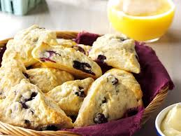 Blueberry Scones Recipe