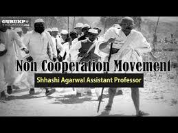 Non-Cooperation Movement(BA III) - YouTube