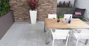choose the best material for your patio