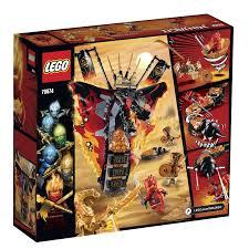 Mua Lego Ninjago 70674 Fire Snake Building Set trên Amazon Đức ...