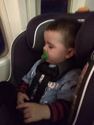 the car seat ladybefore you fly know