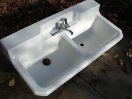 1940 vintage richmond co double basin