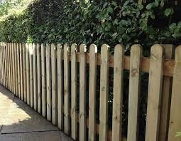 Picket Fencing Kit 3ft High Choose Run Length Ebay