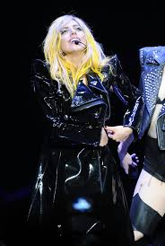 lady a the monster ball tour
