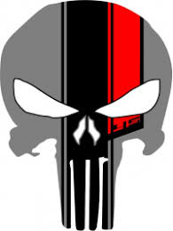 Custom Punisher Decals And Punisher Stickers Any Size Color