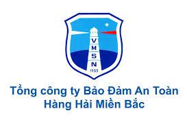 Kết quả hình ảnh cho logo tổng công ty bảo đảm hàng hải miền bắc