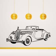 Vinyl Wall Decal Rolls Royce Motor Cars By Artollo