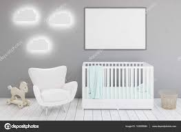 Kids Room With Armchair And Poster Stock Photo C Denisismagilov 142008584