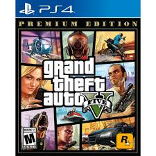 Grand Theft Auto V: Premium Edition | PlayStation 4