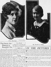 Helen Adele Fisher named maid of honor to the duchess of Austin, 1927 -  Newspapers.com