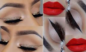 23 glam makeup ideas for 2017
