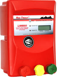 Mains Battery Flexigisers Red Snap R Electric Fencing Systems