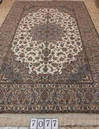 handmade persian rug 7077 hand knotted