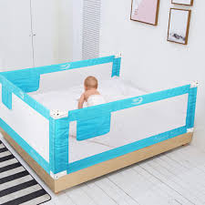 Havasshop Bed Rail Baby Bed Fence Safety Gate Baby Barrier For Beds Crib Rails Security Shopee Philippines