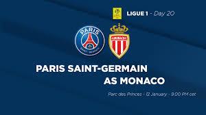 Teaser: Paris Saint-Germain v Monaco