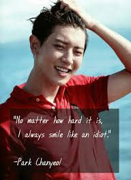 park chanyeol quotes exo quotes chanyeol k pop quotes