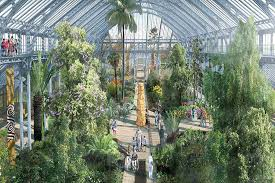 kew gardens temperate house to re open