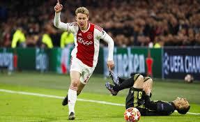 Ajax: De Jong recupera per la sfida contro la Juve - Calcio - RaiSport