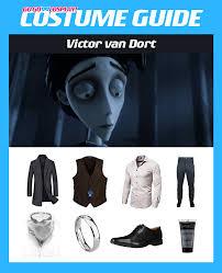 victor van dort costume from the corpse