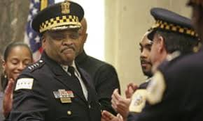 A couple of drinks with dinner': Chicago police chief found asleep ...