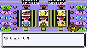 Pokemon Silver Part 38 - Game Corner Gambling - YouTube