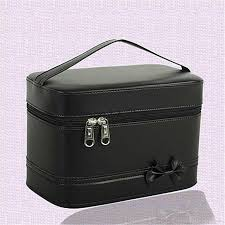 beauty case makeup storage box jewelry