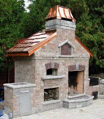 complex consisting of brick oven