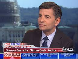 George Stephanopoulos apologizes for Clinton Foundation donations ...